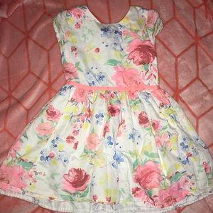Carters Girls Spring Dress